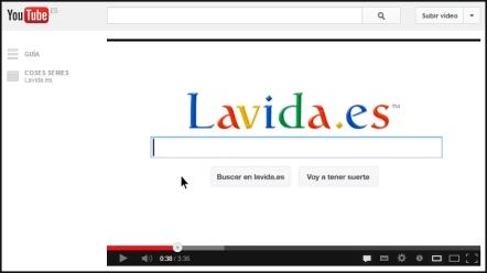 Lavida.es webserie