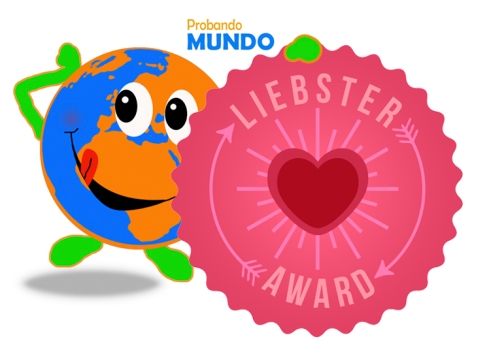 Premio Liebster Award Probandomundo