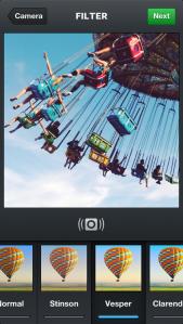 vídeos instagram