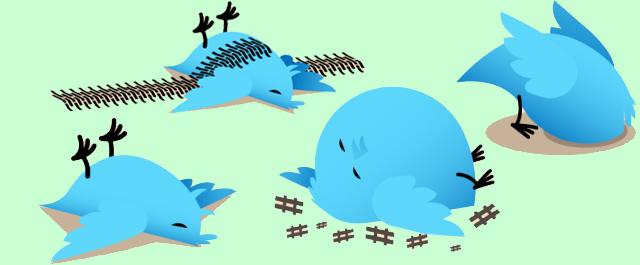 Razones por las que dejan de seguirte en Twitter