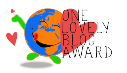 one blog lovely award Probando MUNDO