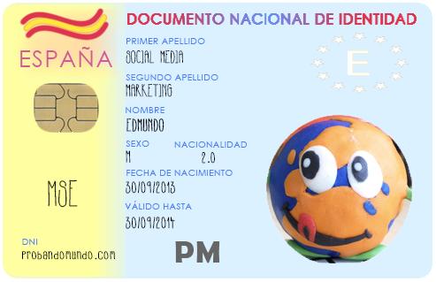 DNI - mascota marca personal blog