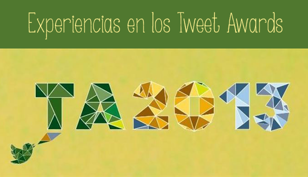tweets awards 2013