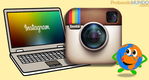 subir fotos instagram pc