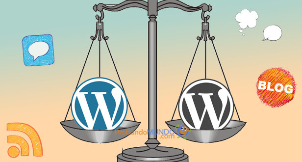 diferencias blog wordpress com org